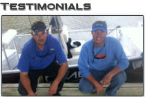 Louisiana Fishing Charter reviews