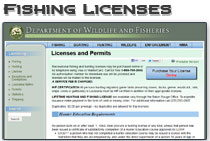 Delacroix Louisiana Fishing Licenses