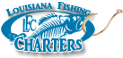 Louisiana Fishing Charters, Delacroix Louisiana