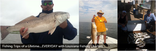 Louisiana fishing charter delacroix fishing guides for Louisiana lifetime fishing license