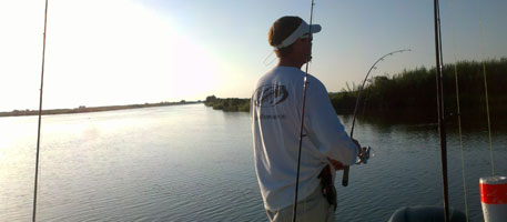 Book Your Louisiana Fishing Charter