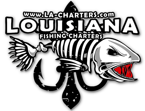 Louisiana Fishing Charters Logo