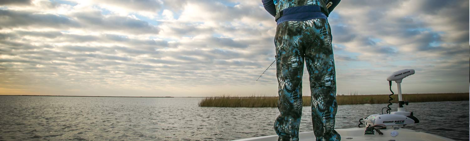 Louisiana Redfish Guides