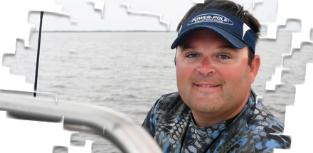 Louisiana Fishing Guide Corey