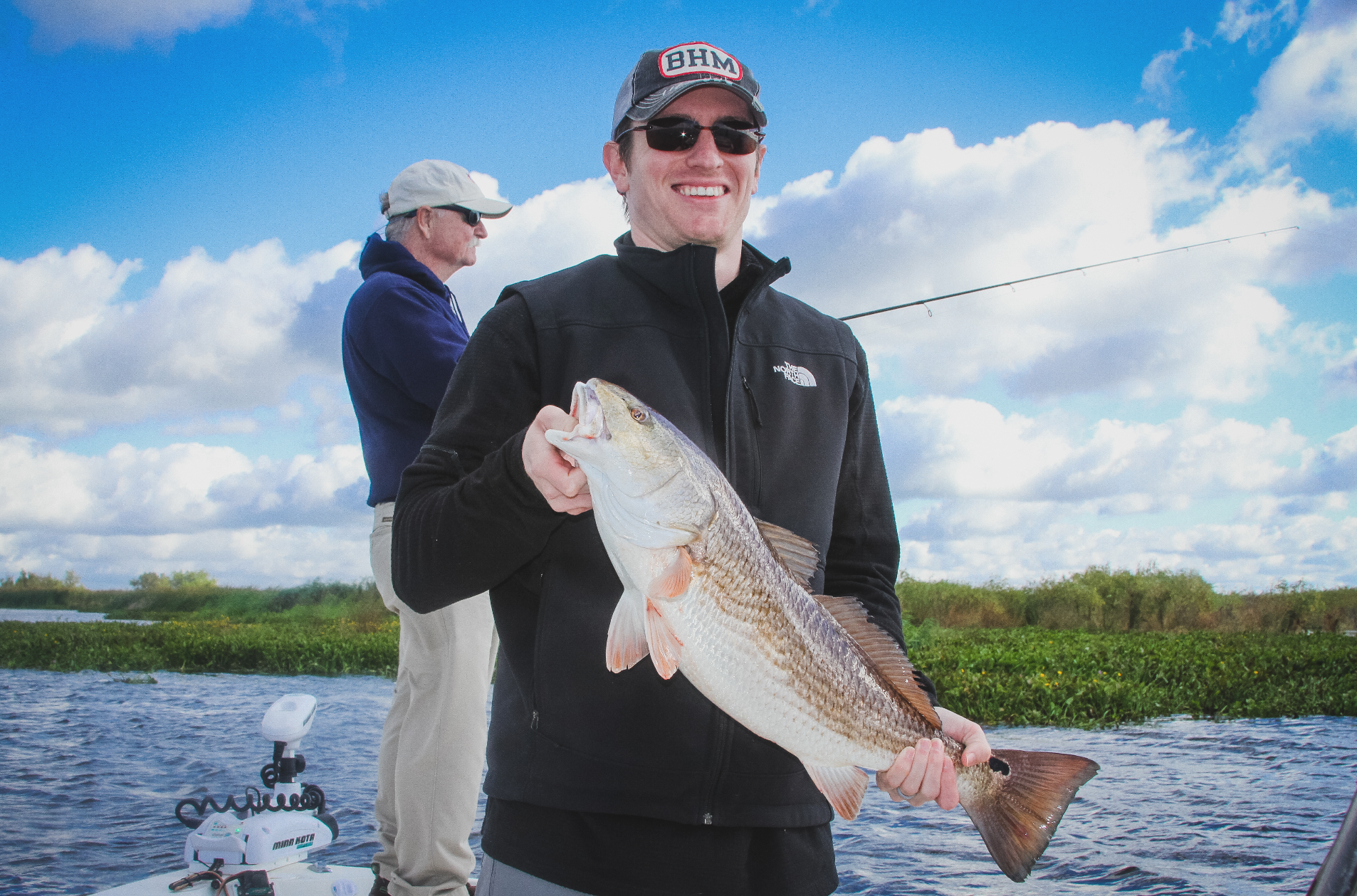 November fishing report delacroix new orleans fishing for Louisiana fishing reports