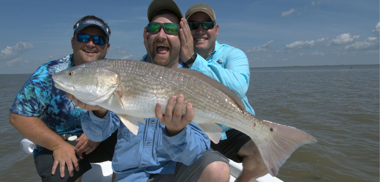 Top Louisiana Fishing Destinations Delacroix