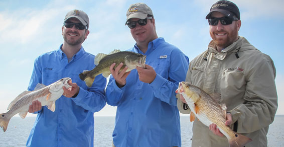 Company Fishing Trips Louisiana