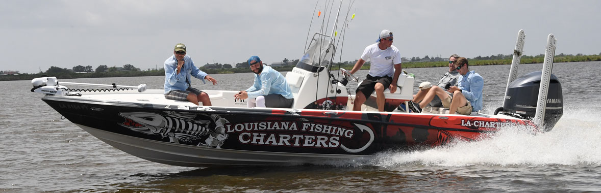 Louisiana Fishing Guide Prices & Rates